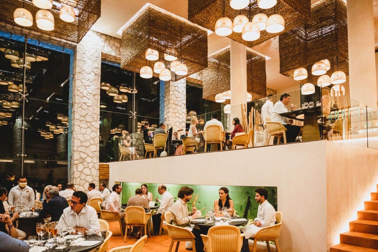 Una noche donde la gastronomía trasciende en el arte: La celebración culinaria del Hotel Xcaret Arte