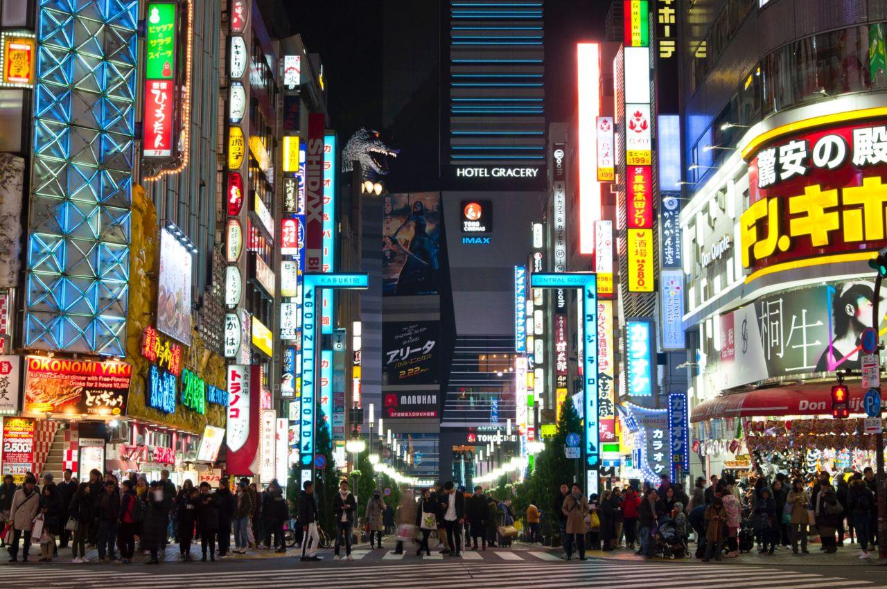Kabukicho: el barrio rojo de Tokio que vas a querer visitar después de leer esto