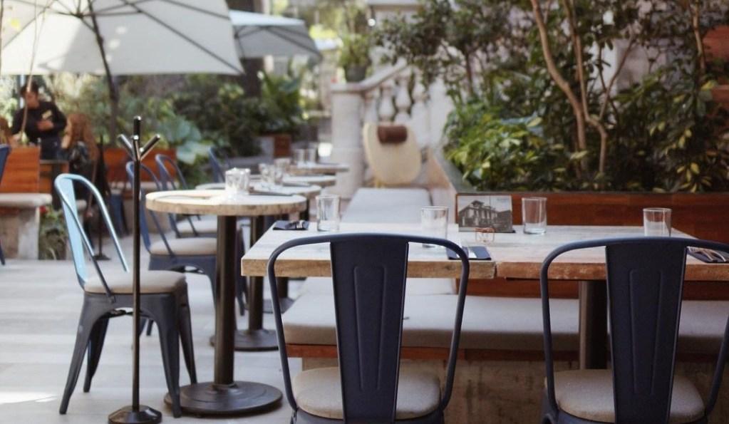 14 hermosos patios y terrazas para desayunar al aire libre en la CDMX