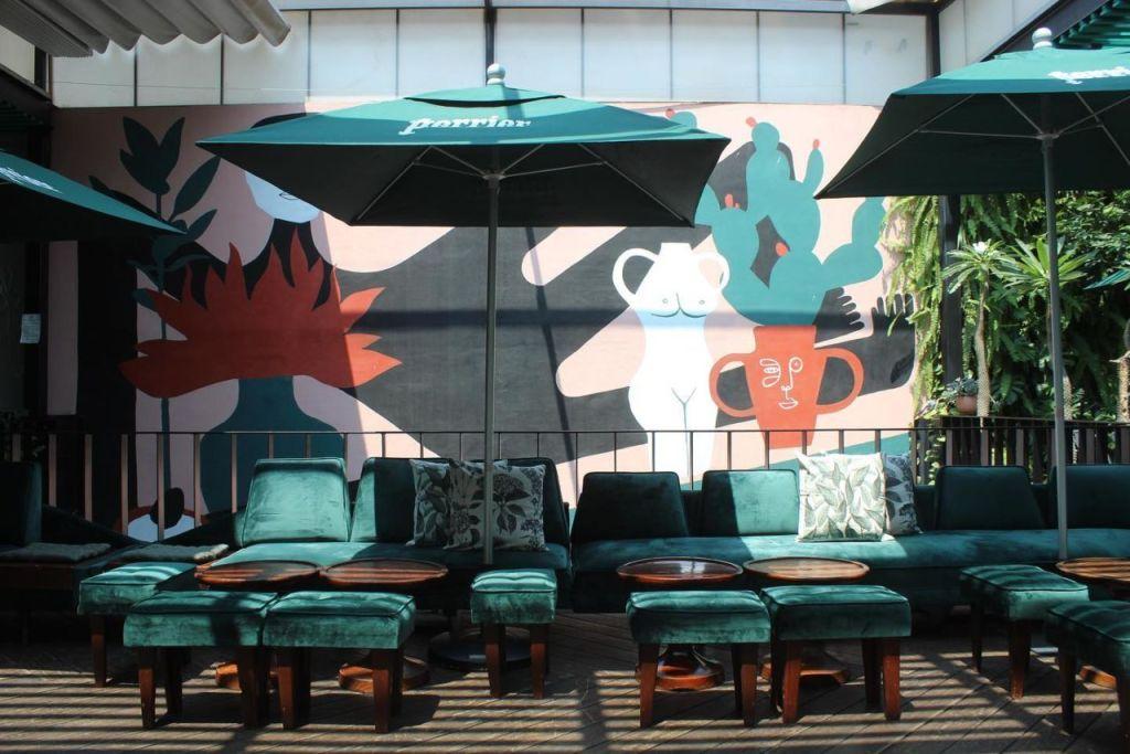 8 restaurantes de la CDMX con bellísimos murales (serán el fondo más cool para tus fotos)