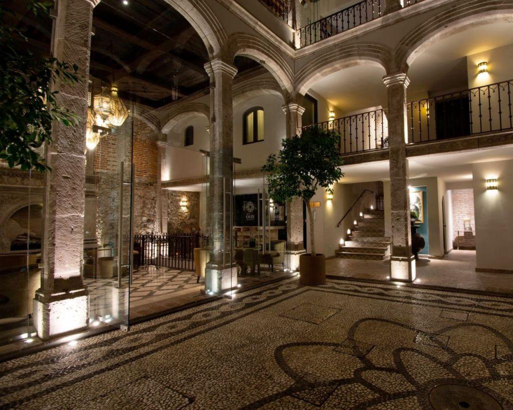 En este (precioso) hotel cerca de la CDMX puedes tener un masaje con tequila en tu habitación