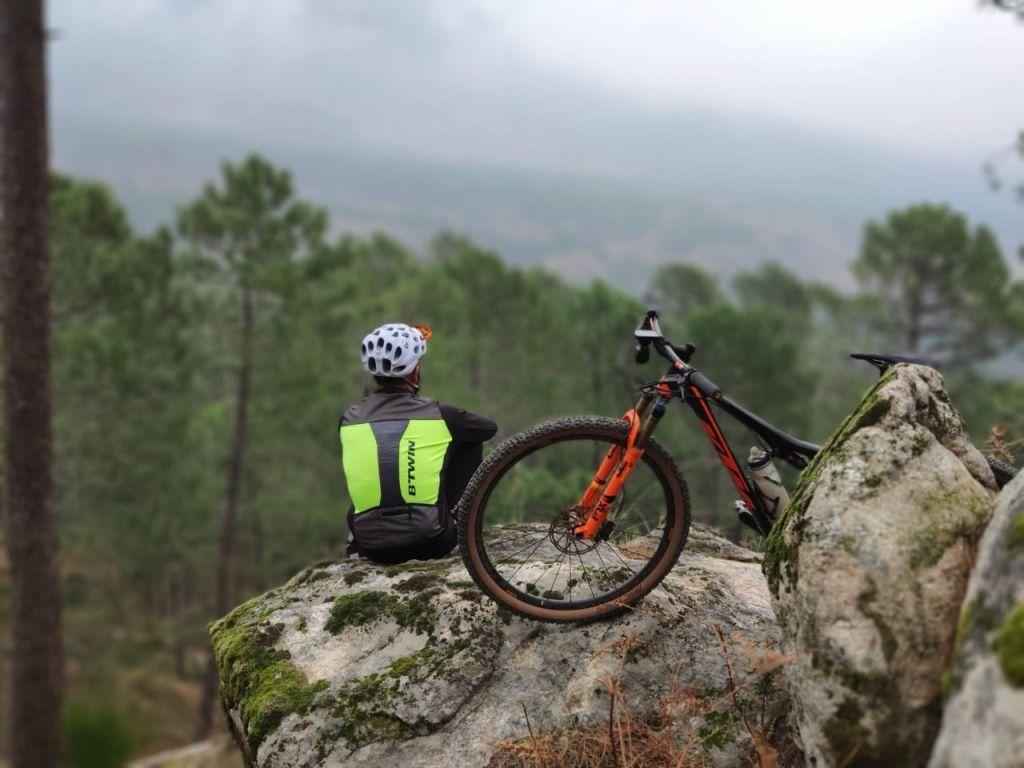 5 lugares para practicar ciclismo de montaña en la CDMX