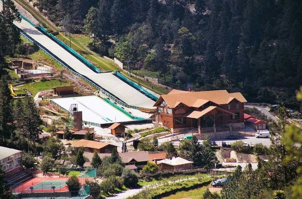En este Pueblo Mágico de Coahuila se encuentra 'La Suiza Mexicana', descubre cómo llegar para practicar esquí