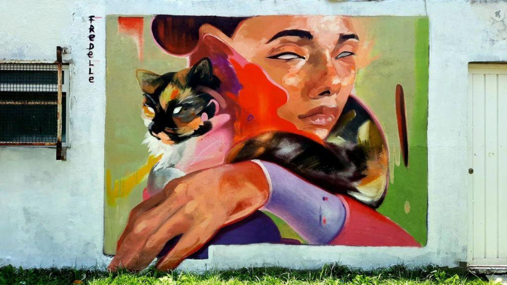 En estos murales de arte urbano en la CDMX te podrás tomar las fotos más espectaculares
