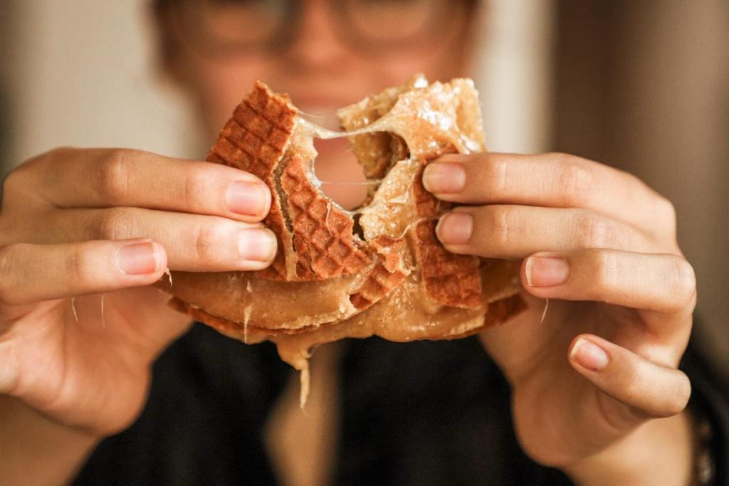 'Stroopwafels': el antojo dulce estilo 'street food' que te hará sentir en Holanda sin salir de la CDMX