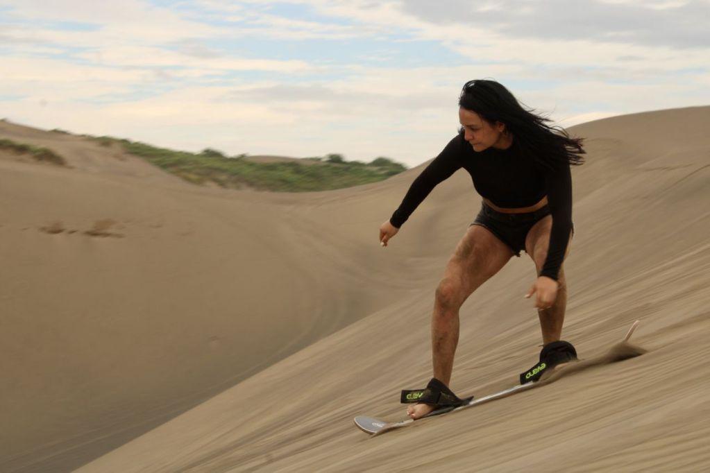 Las dunas con playa más secretas del país, ideales para surfear en la arena están 5 horas de la CDMX