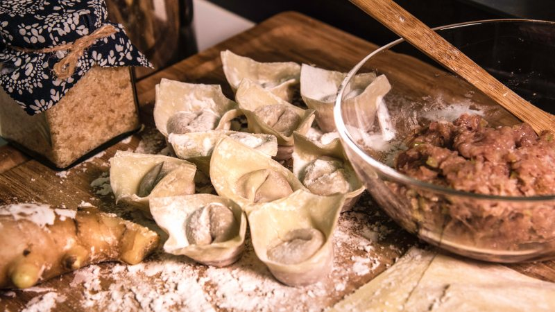 The Secret life of dumplings