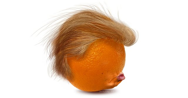 Oranges are in season so are lies and overstatements
