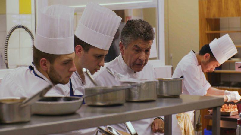 Régis Marcon  Cuisine Et Descendances  52 Mn Demain