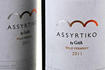 Gai'A - Assyrtiko Wild Ferment 2011