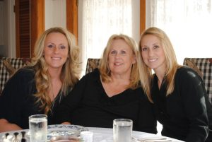 My Mom, Sister and I