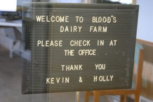 The Blood Dairy