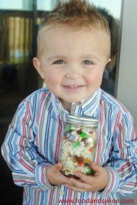 Top Secret Kettle Corn for kids