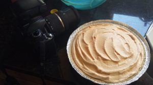 easy Pumpkin Mousse Pie