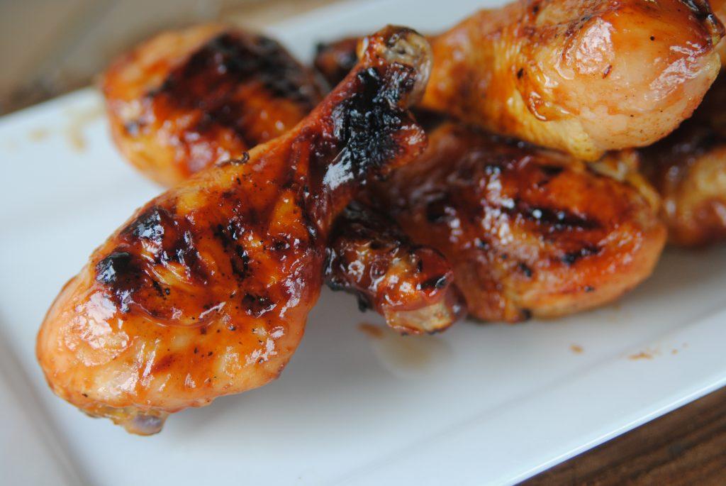 Speedy BBQ Chicken Legs