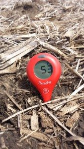 Farming Ground Temperature
