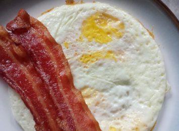 Eggs Bacon Breakfast