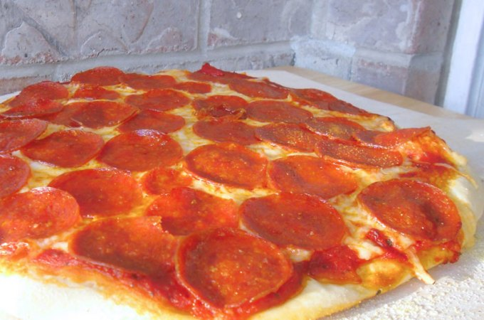 Quick Rise Pizza Crust Recipe