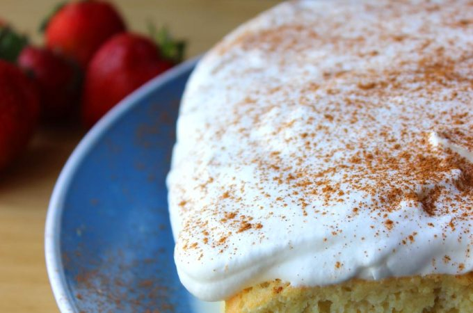 Authentic Pastel de Tres Leches Recipe (Tres Leches Cake)