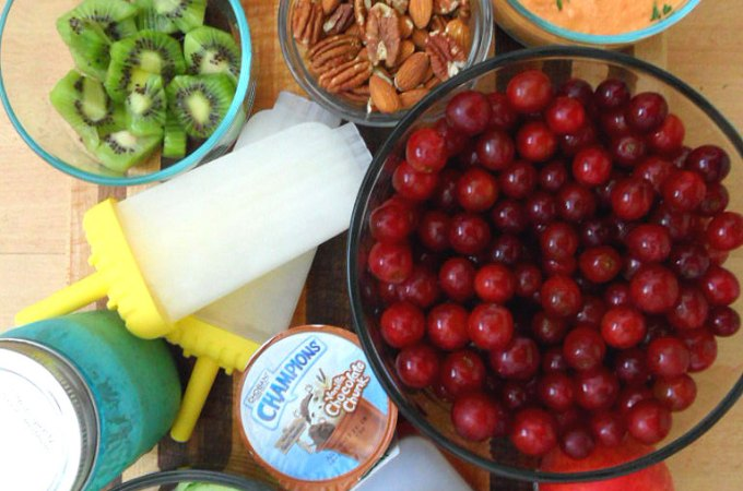 Healthy Summer Snacks That Your Kids and Your Waistline Will Enjoy
