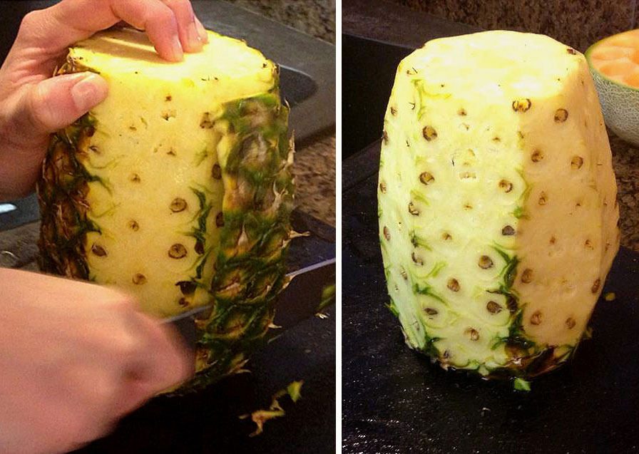 pineapple-peel