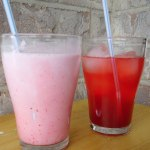 Raspberry Italian Cream Soda at FoodApparel.com