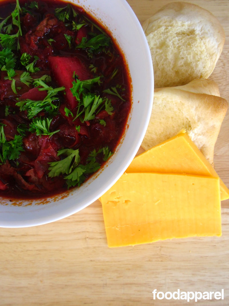 Ukranian Borscht Recipe Food Apparel
