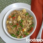 Simple Fried Rice at FoodApparel.com