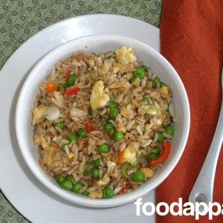 Simple Fried Rice at FoodApparel.com