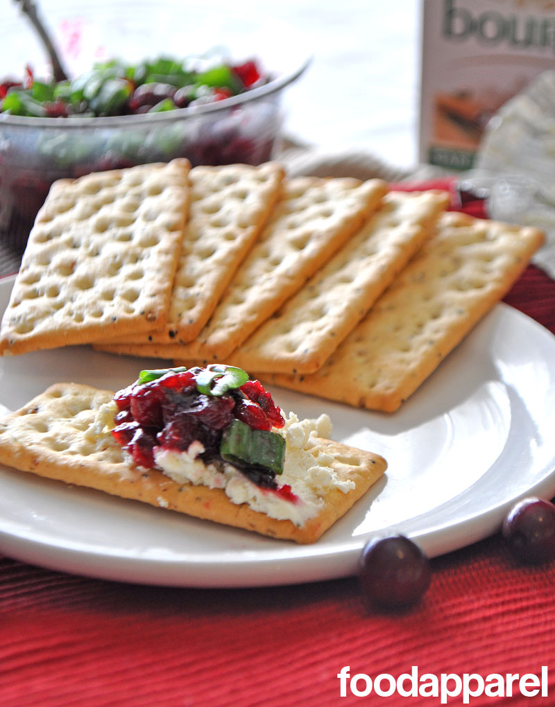 Cranberry Chutney at FoodApparel.com