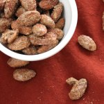 Maple Cinnamon Roasted Almonds at FoodApparel.com
