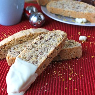 Orange Pecan Biscotti on FoodApparel.com