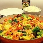 Quick and Easy Sausage Stir Fry at FoodApparel.com
