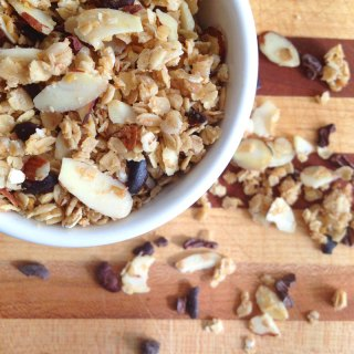 Cocoa Nib Granola at FoodApparel.com