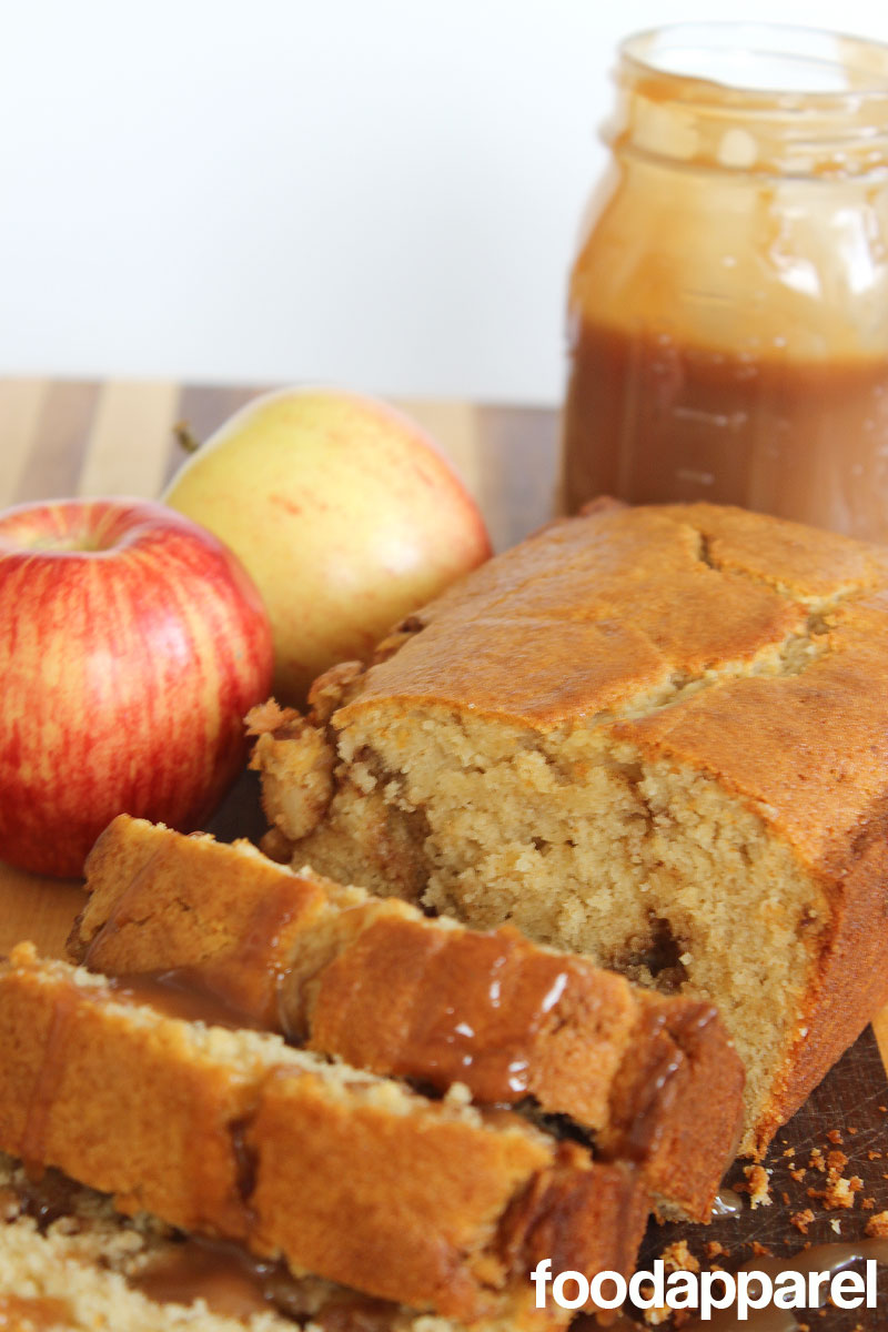 Apple Cinnamon Bread at FoodApparel.com