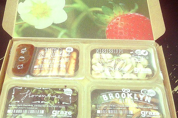 Graze Snack Boxes: Healthy Snacking at its Finest!
