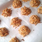Almond Macaroons at FoodApparel.com