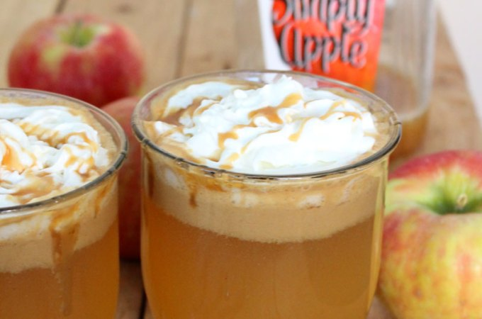 Better than Starbucks Homemade Caramel Apple Cider Recipe