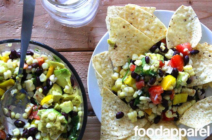 Easy and Healthy Fresh Corn Salad Recipe