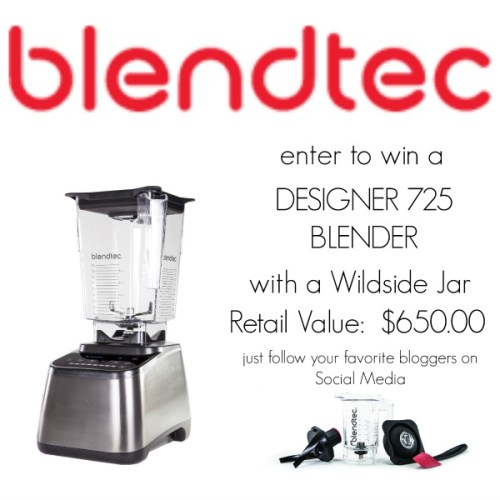 2014 Blendtec Holiday Giveaway - enter @foodapparel