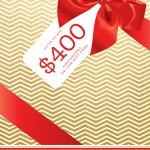 $400 Visa Card Cash for Christmas Giveaway