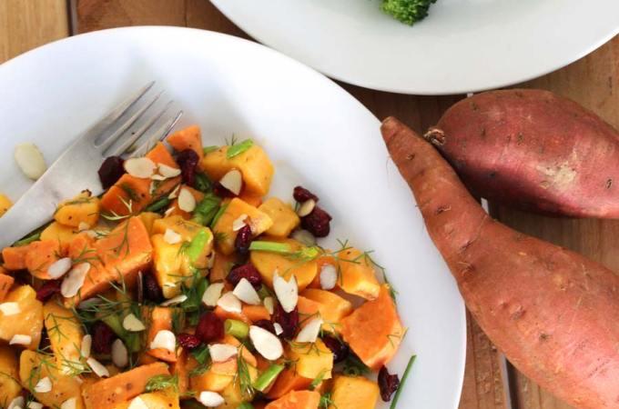 Thanksgiving Sweet Potato Recipes Round-Up!