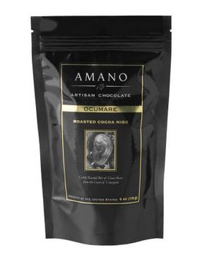 amano roasted cocoa nibs