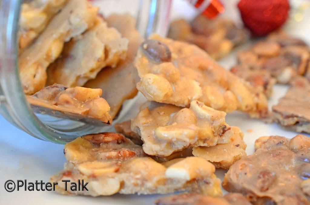 Cayenne Toffee Style Peanut Brittle
