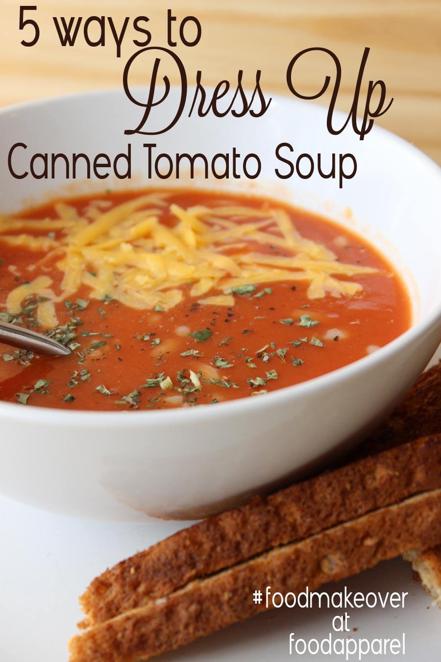 Campbell s tomato soup recipe pasta