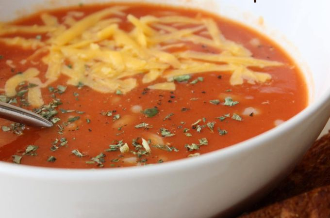 5 Ways to Dress Up Tomato Soup Recipe