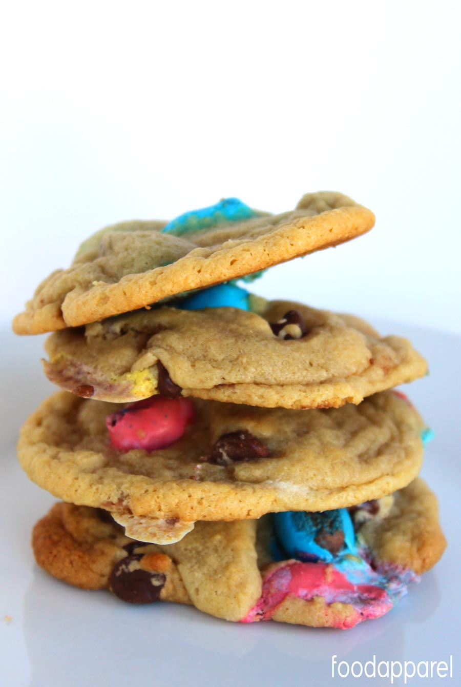 Malted Milk Chocolate Chip Cookies! Crispy and chewy all at the same time.  So yummy!