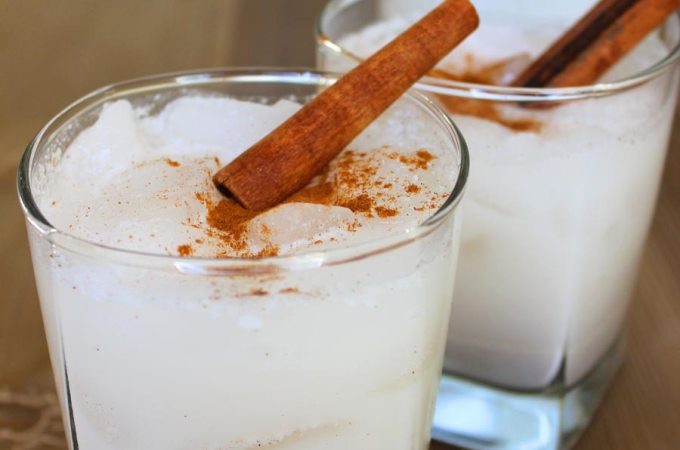 Dairy-Free Coconut Horchata Recipe