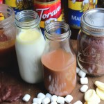 Great ideas to host a Hot Chocolate Bar! Simple yet classy