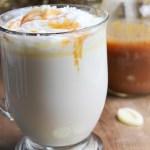 Easy Caramel White Hot Chocolate Recipe - rave reviews!